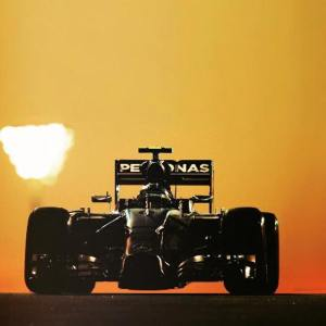 Grand Prix Montreal race car