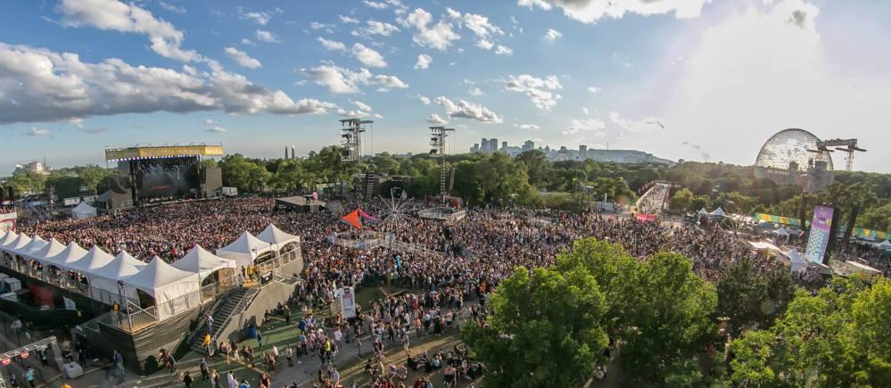 Osheaga Music Fest Montreal