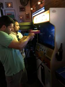 Games at Arcade MTL